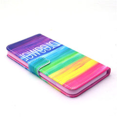 Colorful dream Stand Leather Case For iPhone6 - BoardwalkBuy - 4
