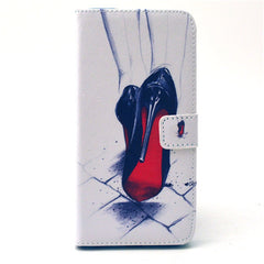 High heels Leather Case for iPhone 6 Plus - BoardwalkBuy - 1