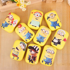Despicable Me Contact Lenses Mirrors+ Bottles+ Double Box+ Tweezers+ Stick Set - BoardwalkBuy - 2