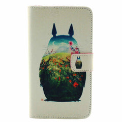 Cartoon Leather Stand Case for LG G3 - BoardwalkBuy - 4