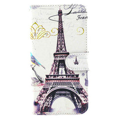 Eiffel Tower Wallet Case for iPhone 6 Plus - BoardwalkBuy - 2