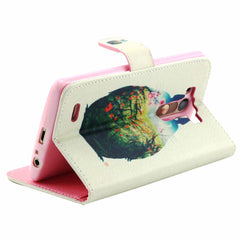 Cartoon Leather Stand Case for LG G3 - BoardwalkBuy - 2