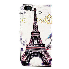 Eiffel Tower Wallet Case for iPhone 6 Plus - BoardwalkBuy - 3