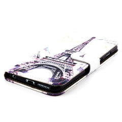 Eiffel Tower Wallet Case for iPhone 6 Plus - BoardwalkBuy - 4