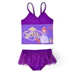 Elsa Anna Kids Swimwear - BoardwalkBuy - 2