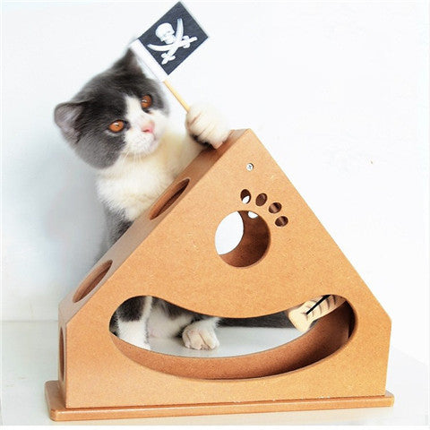Cat Educational Training Toy Box