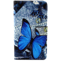Butterfly Wallet Case for Samsung Note 4 - BoardwalkBuy - 4
