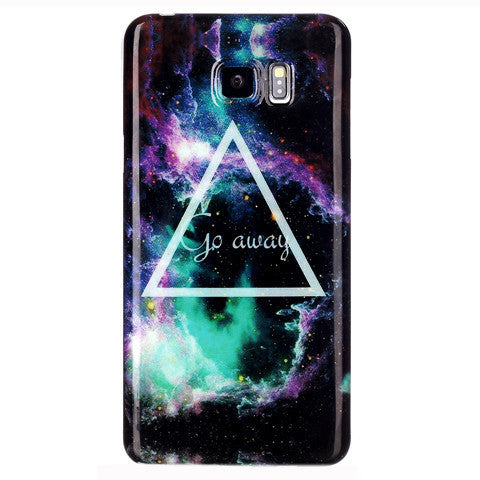 Samsung Galaxy Note 5 Triangle Star Case