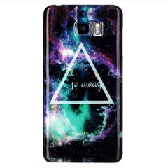 samsung galaxy note 5 Triangle Star case - BoardwalkBuy - 1