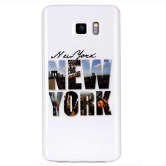 Samsung Galaxy note 5 new York case - BoardwalkBuy - 1