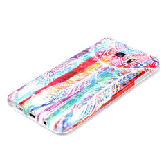 Samsung Galaxy note 5 Watercolor Campanula case - BoardwalkBuy - 3
