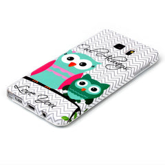 Samsung Galaxy note 5 2 Owls case - BoardwalkBuy - 3