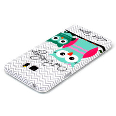 Samsung Galaxy note 5 2 Owls case - BoardwalkBuy - 2