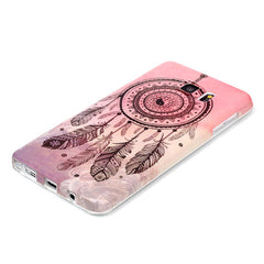 Samsung Galaxy note 5 Pink Campanula case - BoardwalkBuy - 3