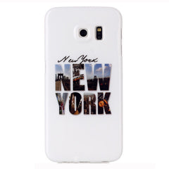 Samsung Galaxy S6 Edge NEW YOURK case - BoardwalkBuy - 1