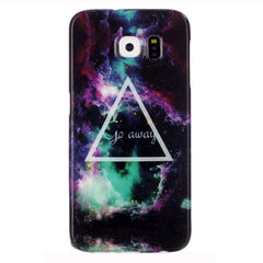 Samsung Galaxy S6 Triangle Star case - BoardwalkBuy - 1