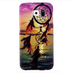 Samsung Galaxy S6 Sunset Campanula case - BoardwalkBuy - 1
