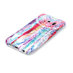 Samsung Galaxy S6 Edge Watercolor Campanula case - BoardwalkBuy - 3