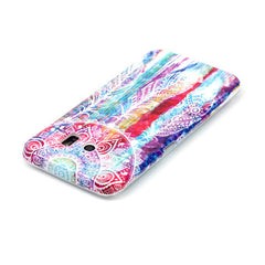 Samsung Galaxy S6 Edge Watercolor Campanula case - BoardwalkBuy - 2