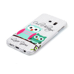 samsung galaxy s6 edge case 2 Owls - BoardwalkBuy - 3