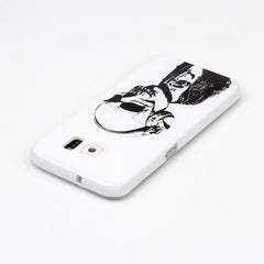 Samsung Galaxy S6 Headphones Skull case - BoardwalkBuy - 2