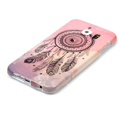 Samsung Galaxy S6 Pink Campanula case - BoardwalkBuy - 3