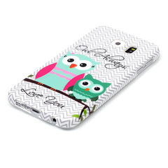 Samsung Galaxy S6 2 Owls case - BoardwalkBuy - 3