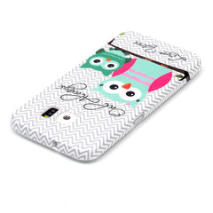 Samsung Galaxy S6 2 Owls case - BoardwalkBuy - 2