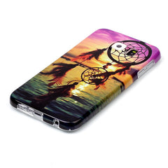 Samsung Galaxy S6 Sunset Campanula case - BoardwalkBuy - 3