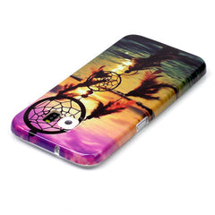 Samsung Galaxy S6 Sunset Campanula case - BoardwalkBuy - 2