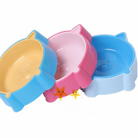 Cat Shape  Bowl