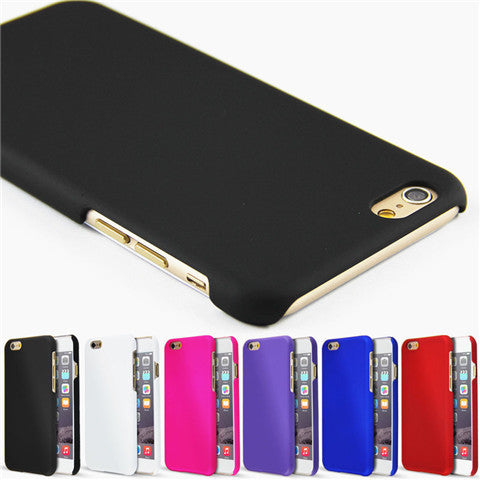 Rubberized Hard Case for iPhone 6 Plus