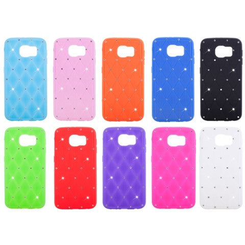Starry Silicone Case for Samsung S6 - BoardwalkBuy - 1