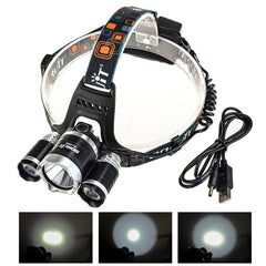 Best Caming hunting Headlamp led head lights - BoardwalkBuy - 1