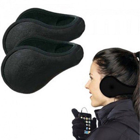 Fleece Winter Earmuff - BoardwalkBuy - 1