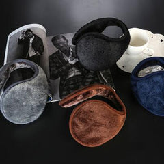 Fleece Winter Earmuff - BoardwalkBuy - 2