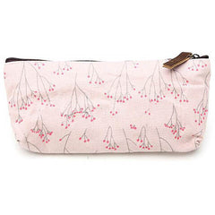 Floral Makeup Tool Storage Pouch - BoardwalkBuy - 5