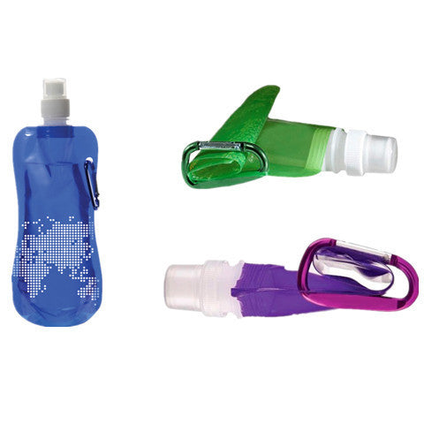 Foldable Water Bottles