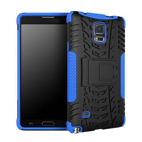 Hybrid Armor Case for Samsung Note 4 - BoardwalkBuy - 1