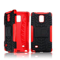 Hybrid Armor Case for Samsung Note 4 - BoardwalkBuy - 3