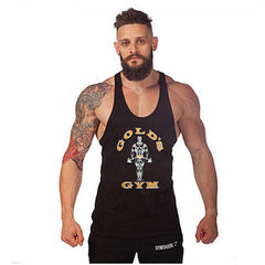 Men's Gold's Gym Cut-Off - BoardwalkBuy - 1