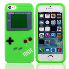 gameboy silicone case For iPhone 5 5S - BoardwalkBuy - 7