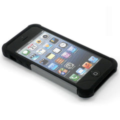 Silicone iphone 5 case+ Screen Protector - BoardwalkBuy - 4