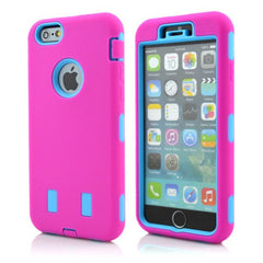 Shockproof Hybrid Hard Case for iPhone 6 Plus - BoardwalkBuy - 7