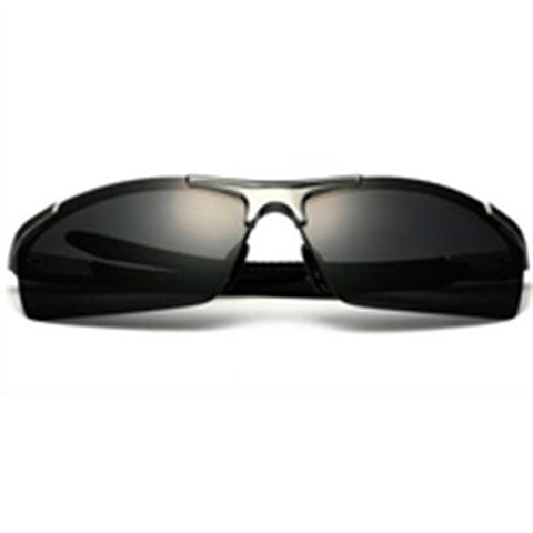 Aluminium Magnesium Mirror Layer Man Driving Male Sunglasses