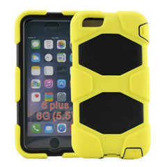 Hybrid Hard Stand Case for iPhone 6 Plus - BoardwalkBuy - 8
