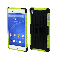 Spide Hybrid Armor Case for Sony Xperia Z3 - BoardwalkBuy - 3