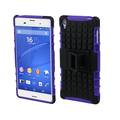 Spide Hybrid Armor Case for Sony Xperia Z3 - BoardwalkBuy - 5