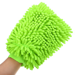 Microfiber Car-Washing Gloves