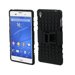 Spide Hybrid Armor Case for Sony Xperia Z3 - BoardwalkBuy - 2